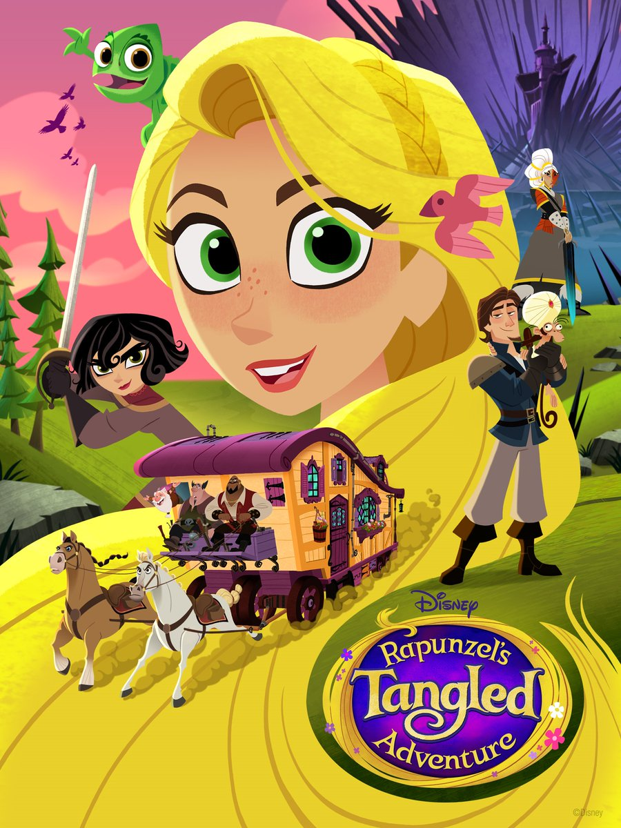 Tangled: The Series ราพันเซล เดอะ ซีรีส์ SS2 ตอนที่ 1-7 พากย์ไทย